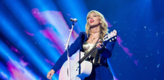 Taylor Swift canceled all her live appearances