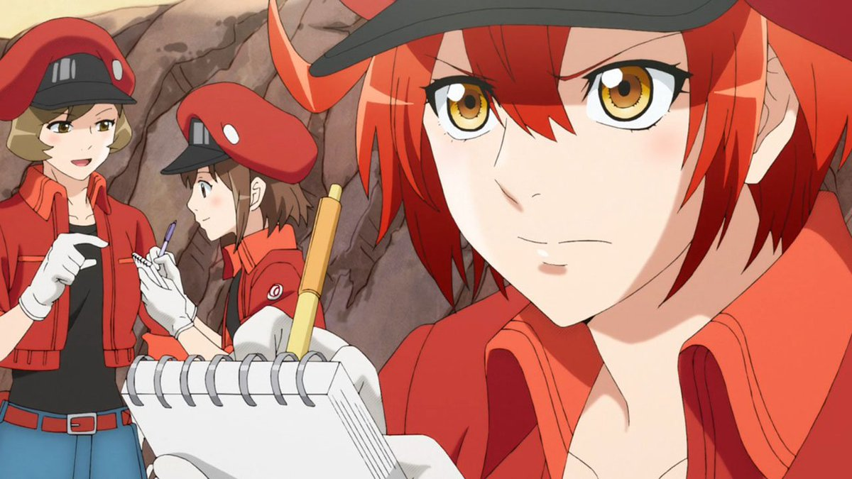 Where to Watch Cells at Work Season 2?
