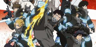 Fire Force Season 2 banner