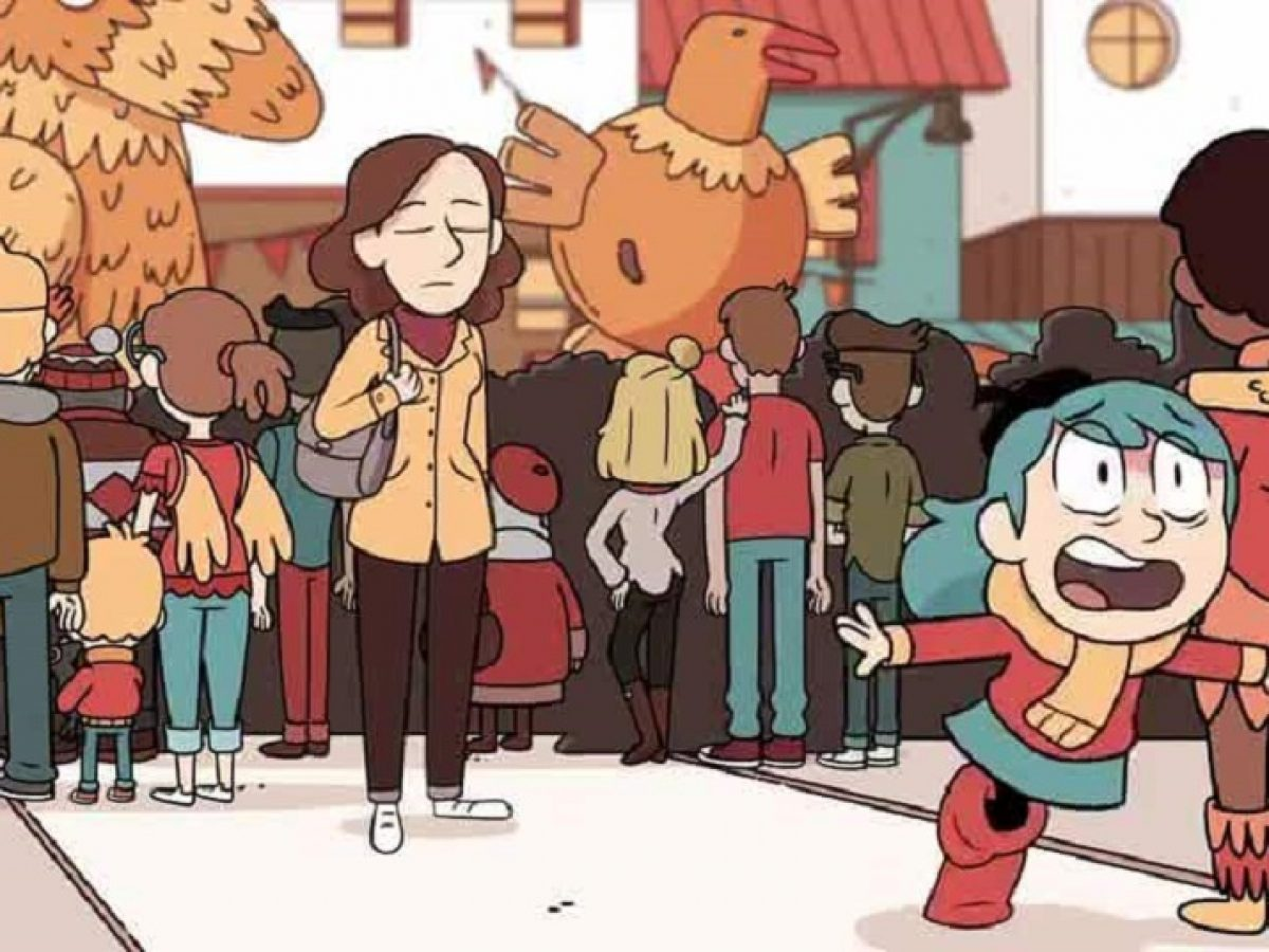 Hilda Season 2 trailer