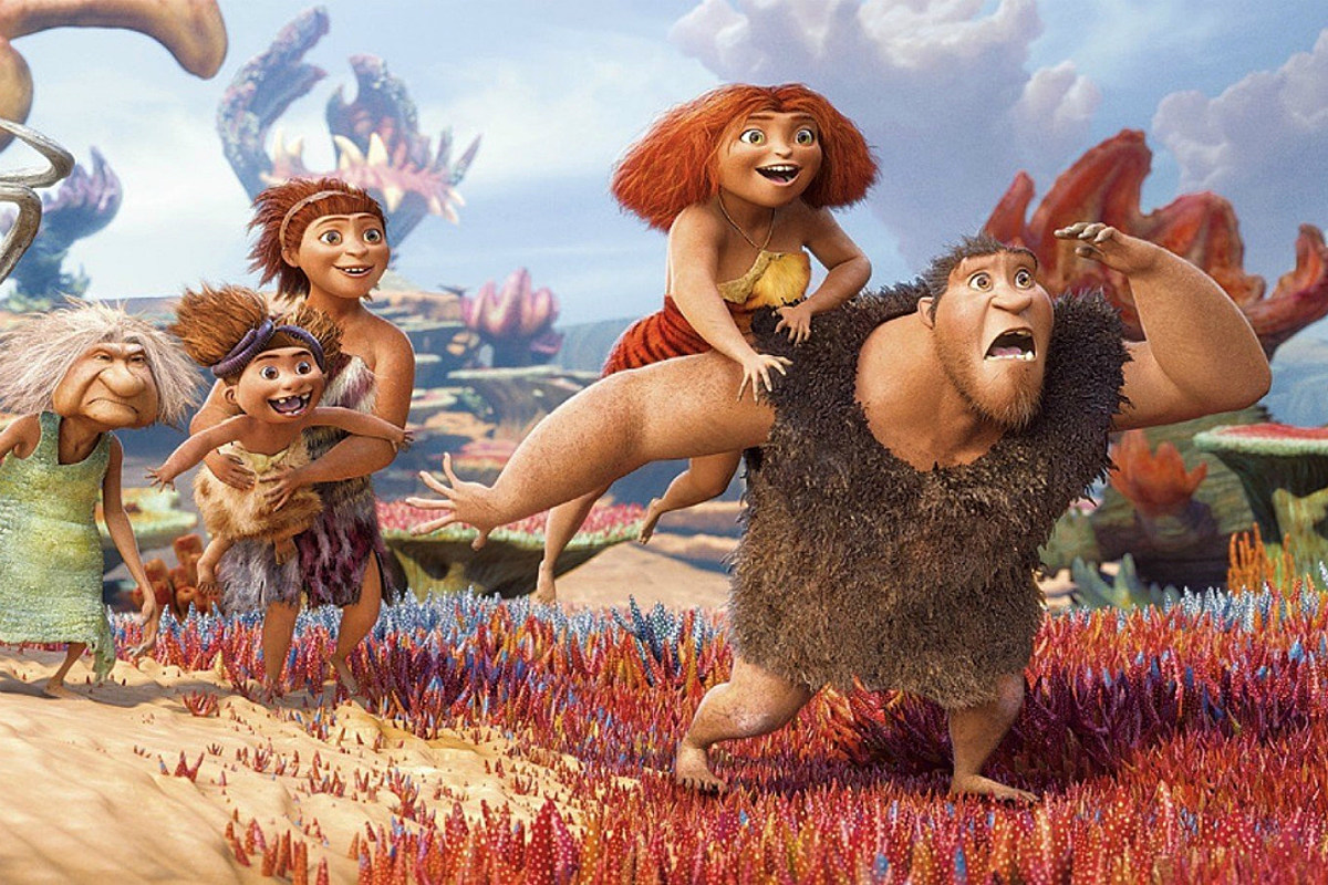The Croods 2 banner