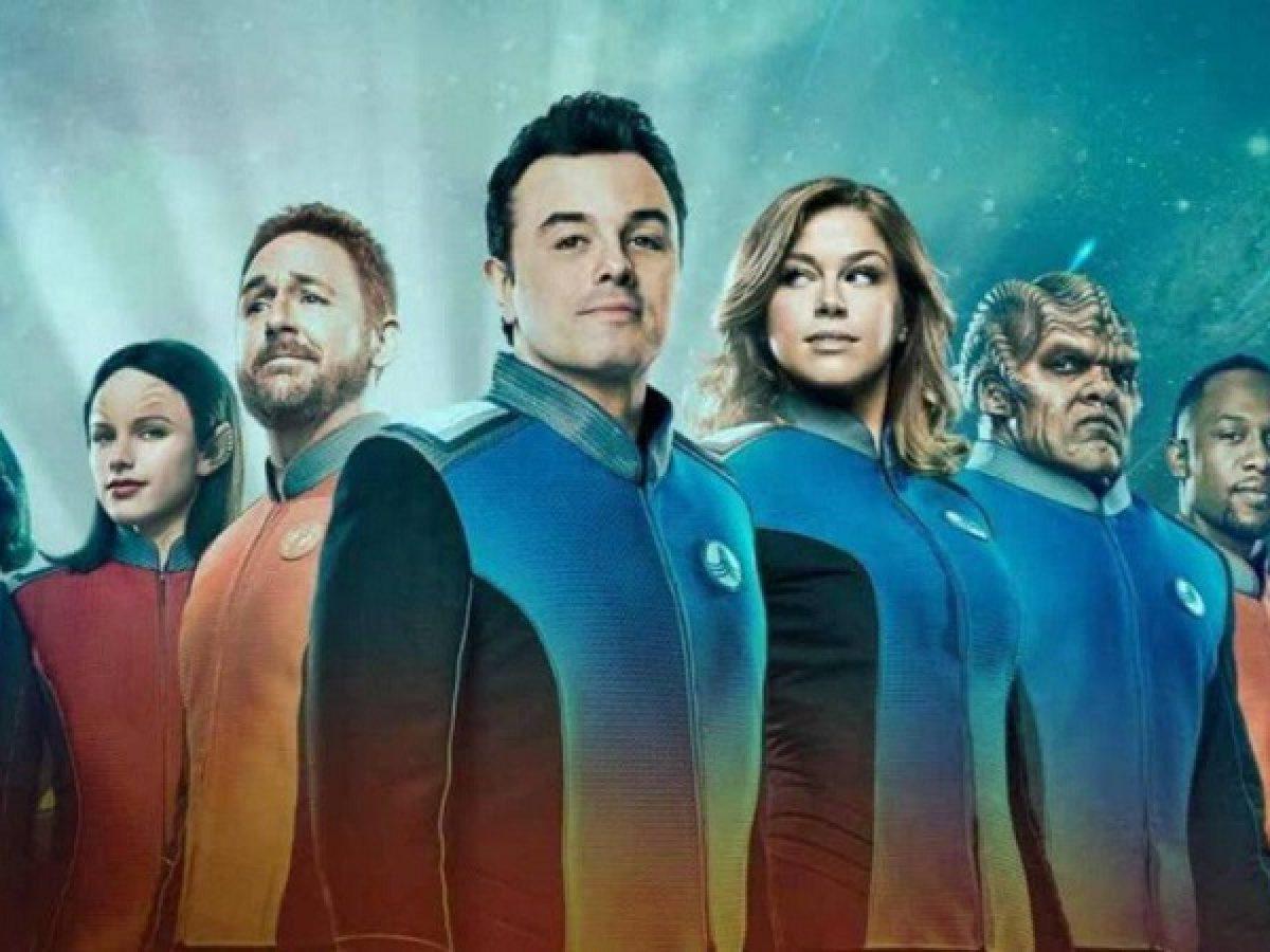 The Orville Season 3 banner