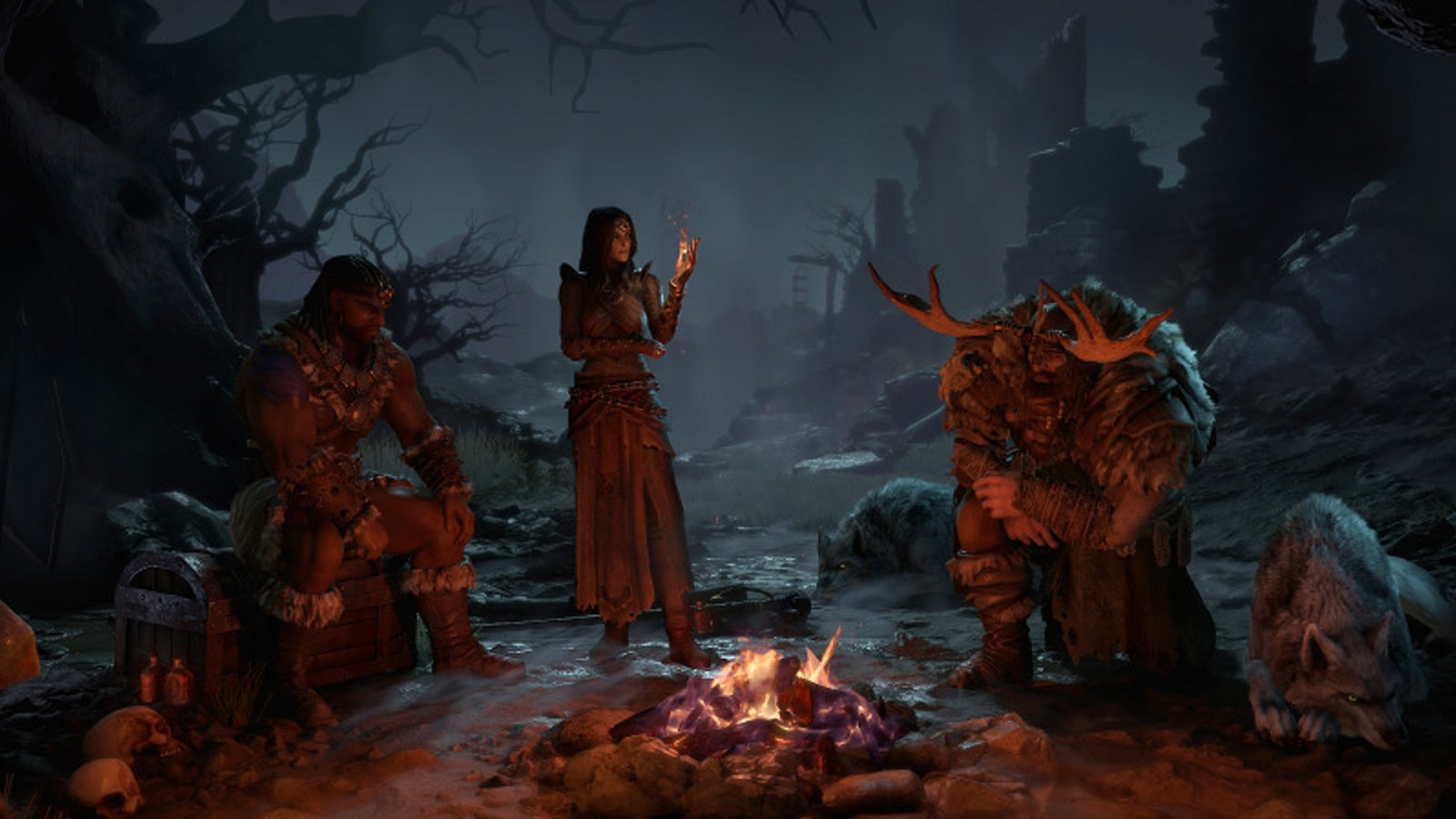Diablo 4 game